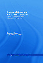 Japan and Singapore in the World Economy