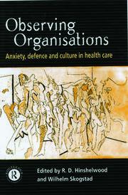 Observing Organisations