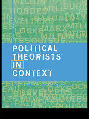 POLITICAL THEORISTS IN CONTEXT - 1st Edition book cover