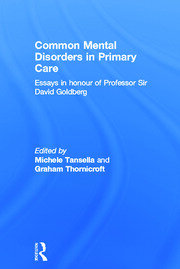 THE EDUCATION OF GENERAL PRACTITIONERS IN THE MANAGEMENT OF MENTAL DISORDERS
