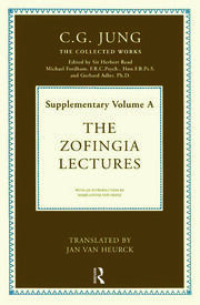 The Zofingia Lectures: Supplementary Volume A