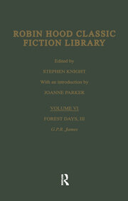 Forest Days (volume III): Robin Hood: Classic Fiction Library volume 6