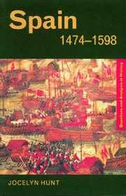 Spain 1474–1598