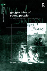 The Geography of Young People: Morally Contested Spaces