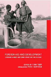 From project aid to programme assistance