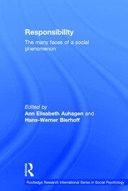 Responsibility: The Many Faces of a Social Phenomenon
