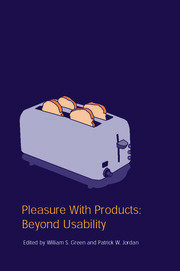 Pleasure With Products: Beyond Usability