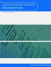 Understanding Business Organisations