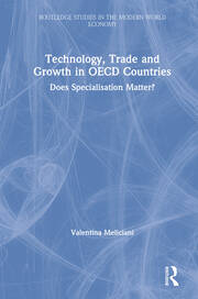 The impact of specialisation in areas of strong technological opportunity for economic growth