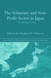 The voluntary response to the Hanshin Awaji earthquake: A trigger for the development of the voluntary and non-profit sector in Japan