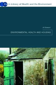 Environmental Health and Housing - Stewart - 1st Edition book cover