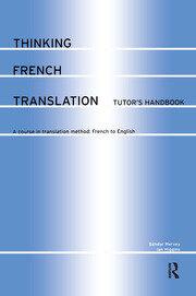 Thinking French Translation