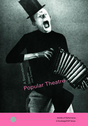 Popular Theatre: A Sourcebook