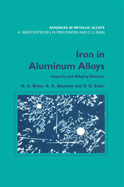 Iron in Aluminium Alloys: Impurity and Alloying Element