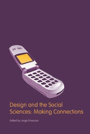 Design and the Social Sciences: Making Connections