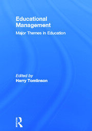 Educational Management: Major Themes in Education