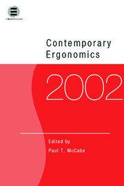 Contemporary Ergonomics 2002