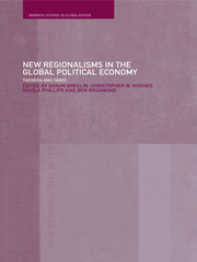 Asian multilateral institutions and their response to the Asian economic crisis: the regional and global implications S T UA RT HARRIS