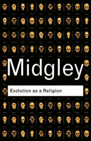 EVOLUTION AS RELIGION RC - 1st Edition book cover
