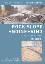 Rock strength properties and their measurement