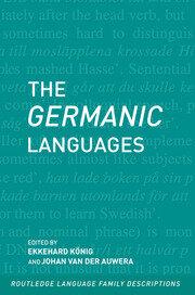The Germanic Languages