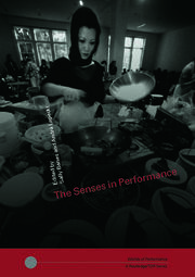 The Senses in Performance