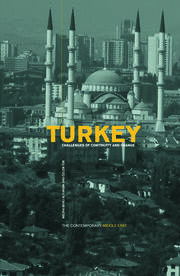 Turkey: Challenges of Continuity and Change