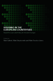 Housing in the European Countryside: Rural Pressure and Policy in Western Europe