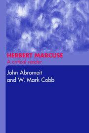 Marcuse's Legacies