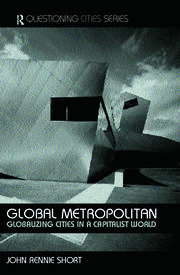 GLOBAL METROPOLITAN - 1st Edition book cover