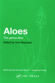 Aloes: The genus Aloe