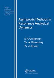 Asymptotic Methods in Resonance Analytical Dynamics