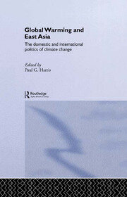 GLOBAL WARMING & EAST ASIA - 1st Edition book cover