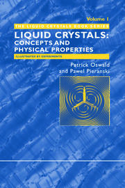 Nematic and Cholesteric Liquid Crystals: Concepts and Physical Properties Illustrated by Experiments