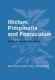 General Introduction to Pimpinella and Illicium