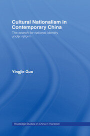 Cultural Nationalism in Contemporary China