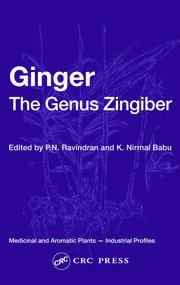Ginger: The Genus Zingiber