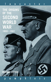 The Origins of the Second World War 1933-1941