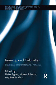 Learning and Calamities: Practices, Interpretations, Patterns