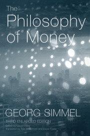Georg Simmel Ebook