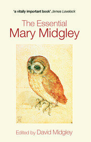THE ESSENTIAL MARY MIDGLEY - 1st Edition book cover
