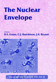 The Nuclear Envelope: Vol 56