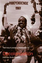 The Routledge Companion to Decolonization