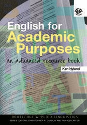 English for Academic Purposes: An Advanced Resource Book