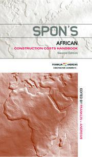 construction cost engineering handbook