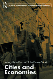 CITIES & ECONOMIES - 1st Edition book cover