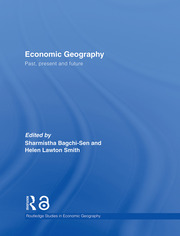 Economic Geography: Past, Present and Future
