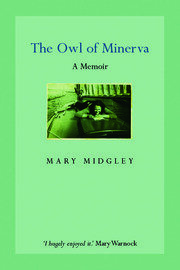 OWL OF MINERVA - 1st Edition book cover