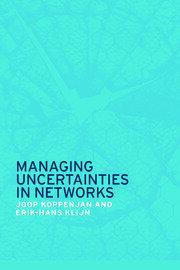 Managing Uncertainties in Networks