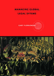 Managing Global Legal Systems: International Employment Regulation and Competitive Advantage